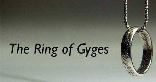 ring of gyges lord of the rings