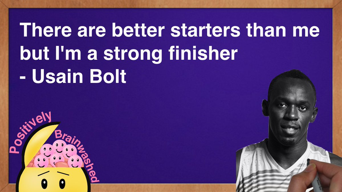 Do you agree? If so pass it on... #UsainBolt <br>http://pic.twitter.com/EENccVUtpg #ThursdayThoughts