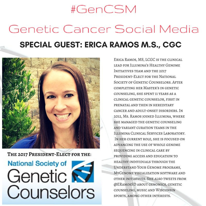 #GenCSM! #SpecialGuest @ERamosSD @GeneticCouns https://t.co/04EFnDMqrx