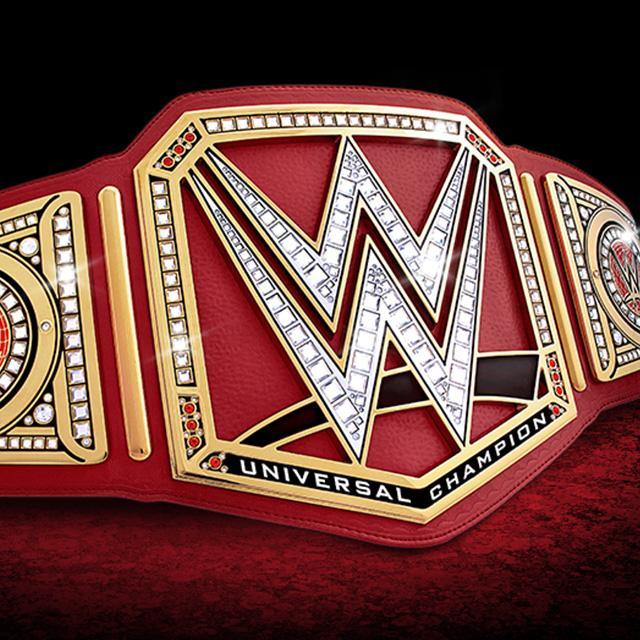 AdOffical Size and Weight Championship Replica Wrestling Belts.