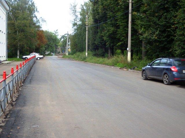 Дорога, набравшая 14 803 просмотра в интернете, отремонтирована