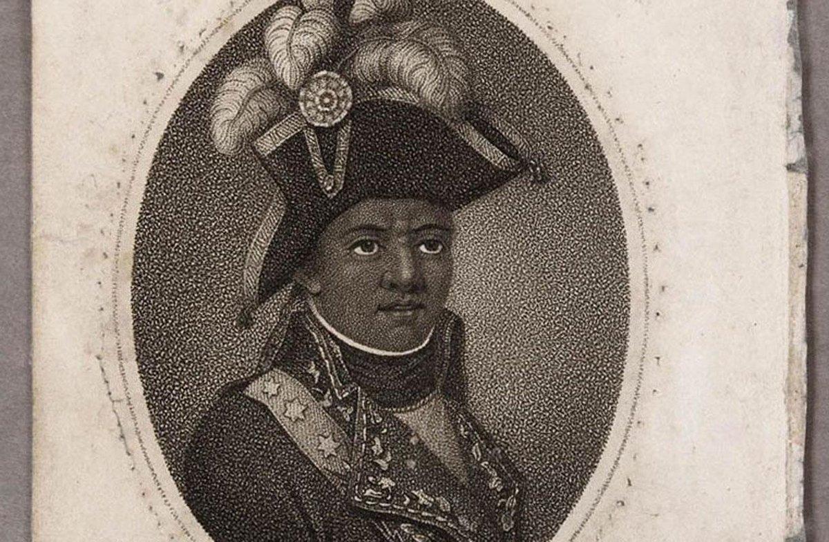 #OnThisDay Haitian Revolution: only fully successful slave rebellion https://t.co/rsgS8vRsdF #SlaveryRemembranceDay https://t.co/JNPr1aGpef
