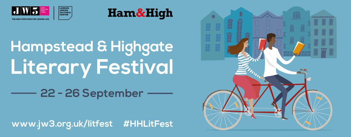 Book your tickets now for the Hamstead & Highgate Literary Festival @HamandHigh #HHLitFest https://t.co/NmCswV0Hu9 https://t.co/ct6D8iYb7x