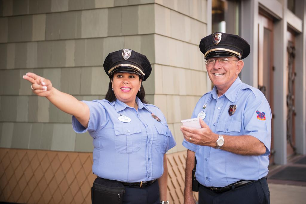 walt disney world security