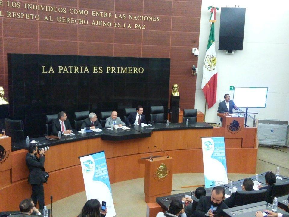 Sectores pesquero y acuícola, actividades de seguridad nacional: senador López Brito