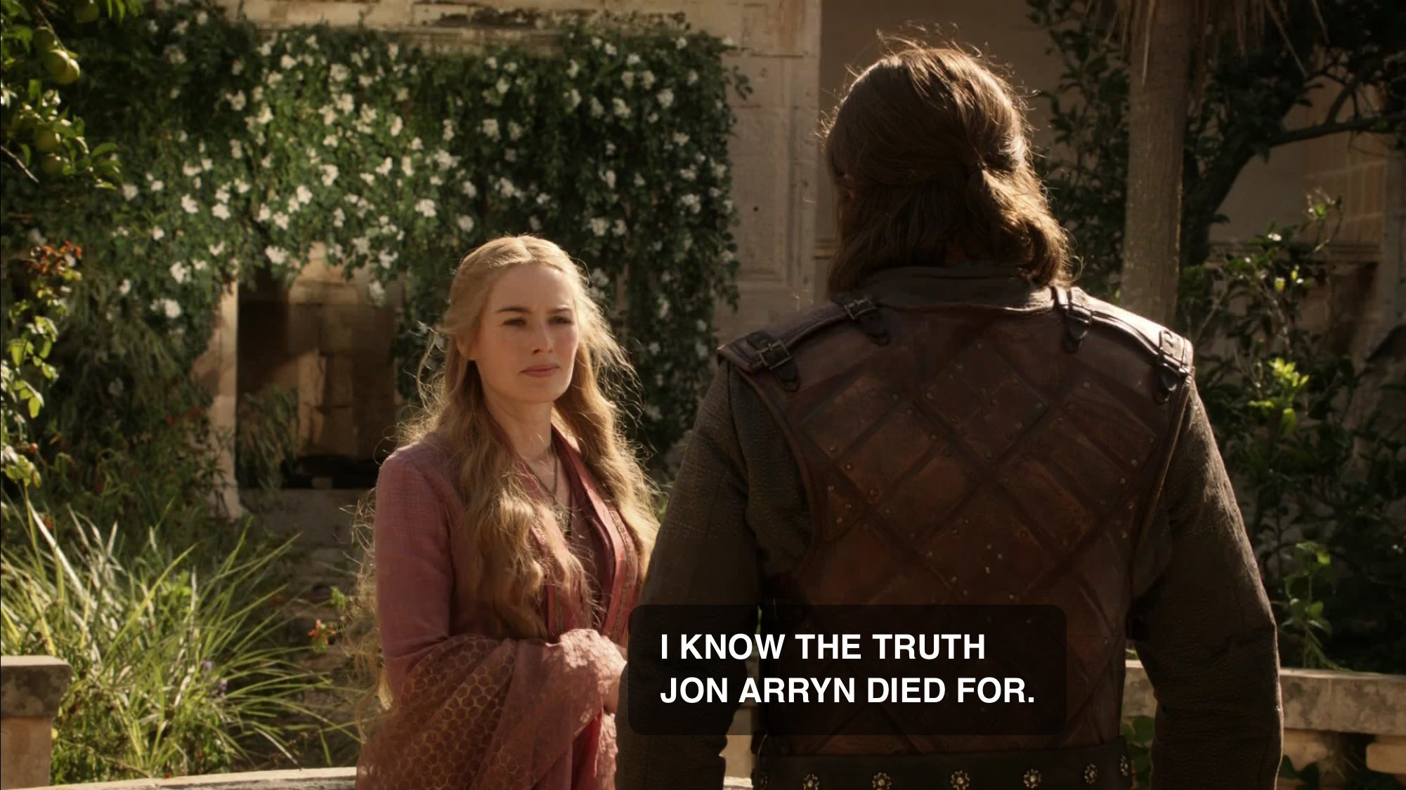Cersei enters the situation playing at the game, but Ned cuts her off by slapping down the truth. https://t.co/QJqfWgLJSM