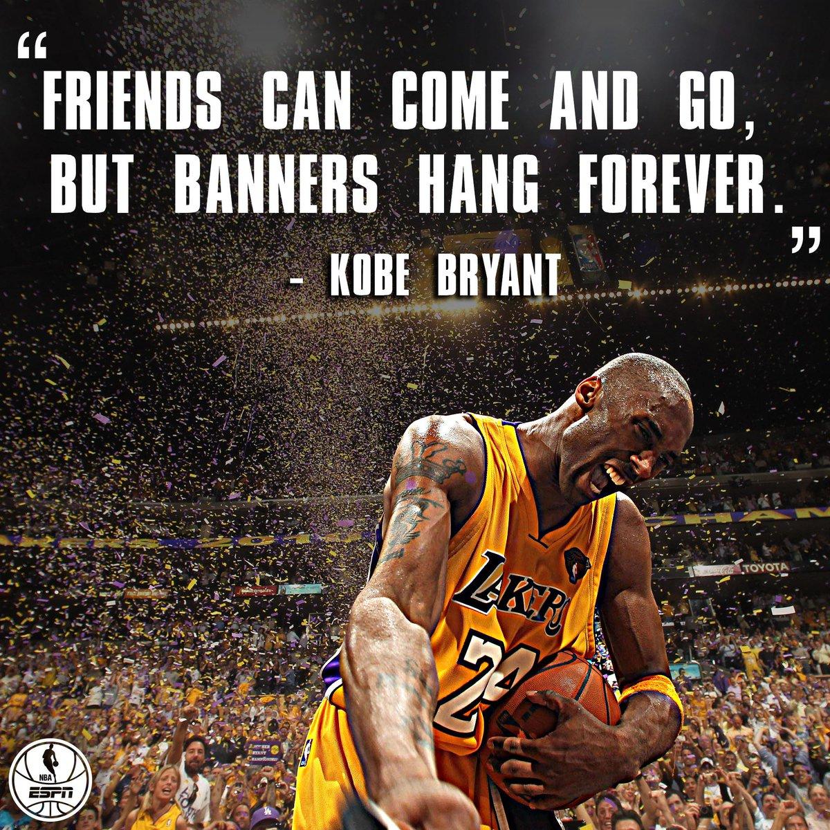 Kobe Bryant Quotes: 38 Years, 38 Of Kobe Bryant's Best Quotes.