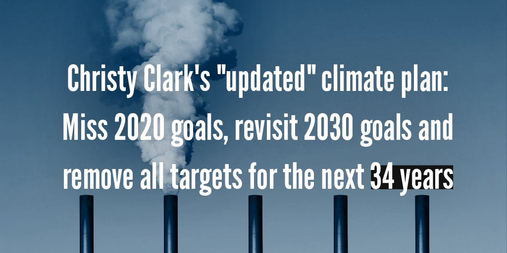 "Premier's climate advisor calls Christy Clark's #BCClimatePlan ""pathetic & cowardly.""  Hard to argue w/ that #bcpoli https://t.co/OMi0pRGgHG"