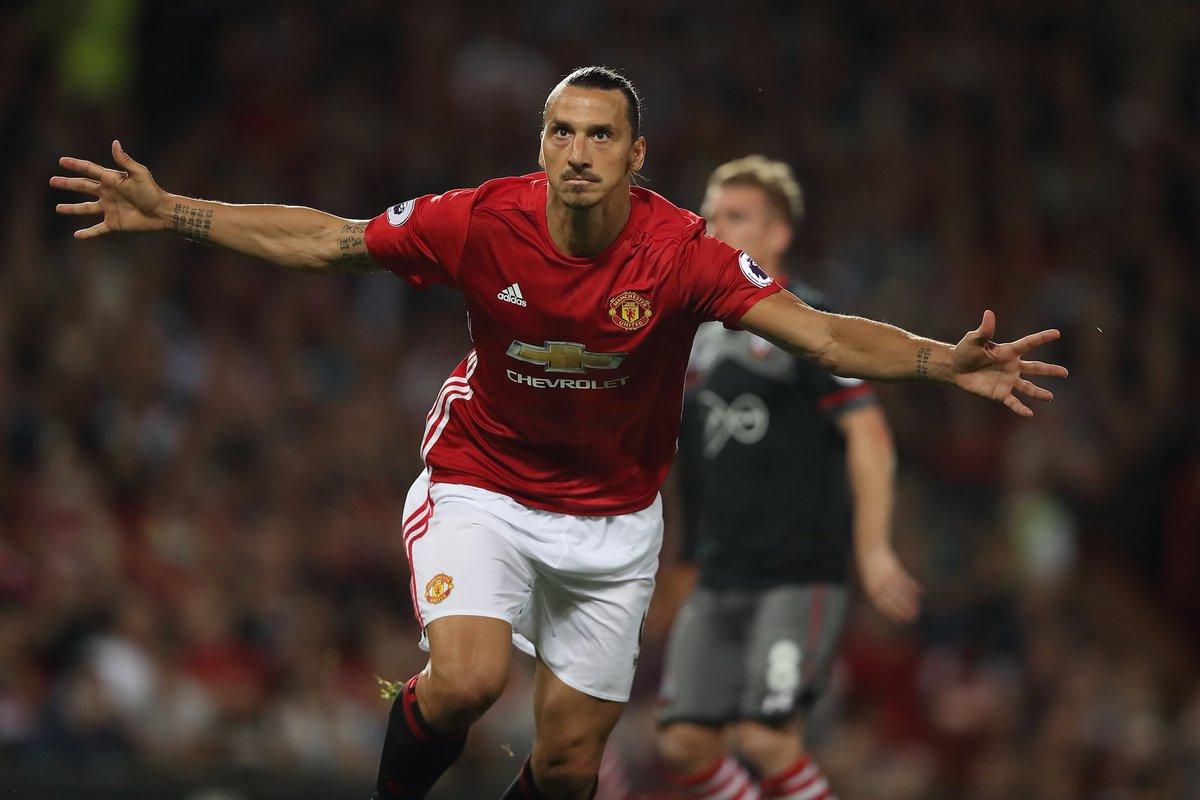 Supersport On Twitter Aguero Zlatan Top The Pl Goal Scoring