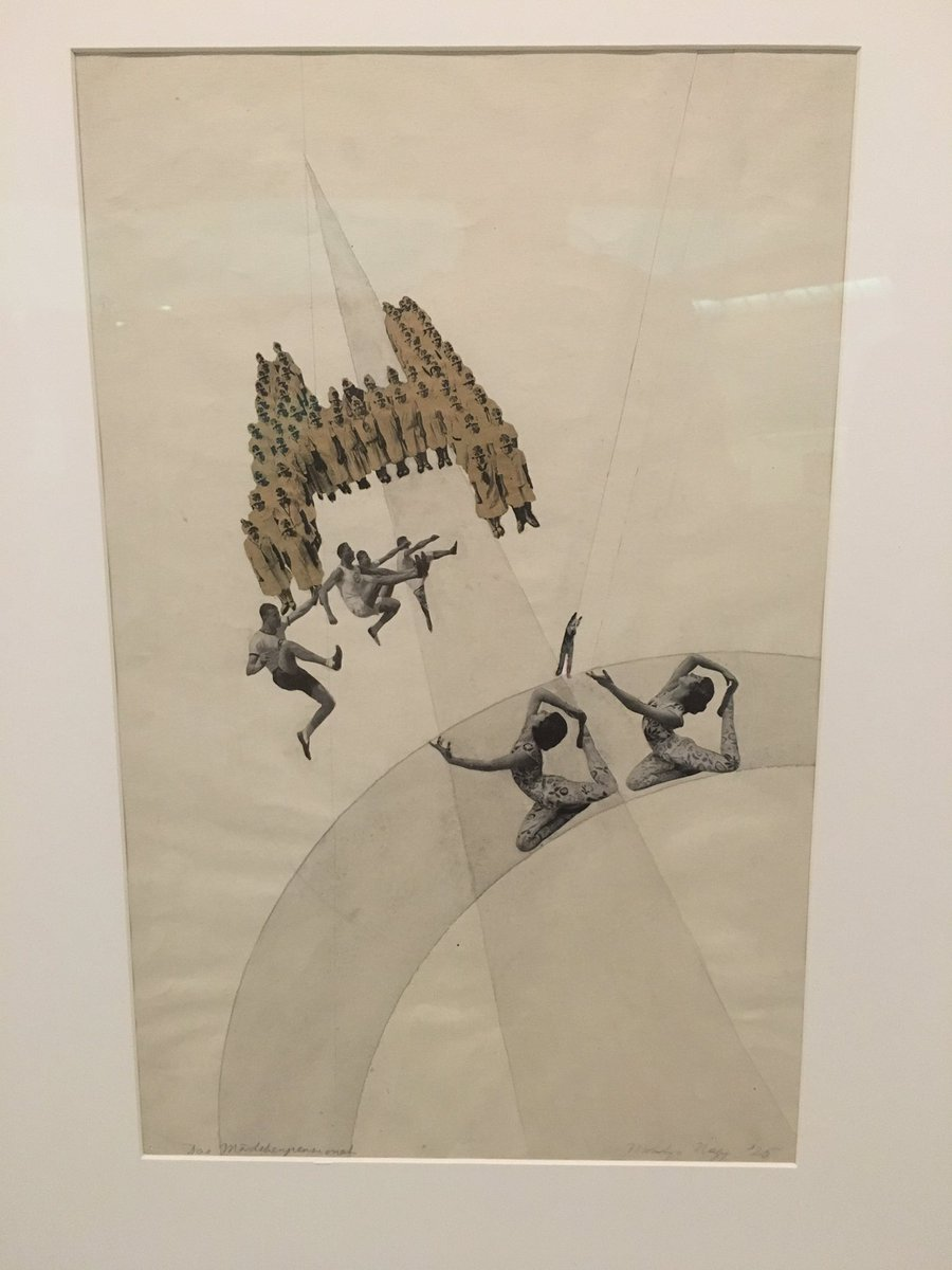 At the @Guggenheim, realizing how much #MoholyNagy influenced @TerryGilliam, #SpyMagazine, and much more art/design. https://t.co/7MCdPwCrhH