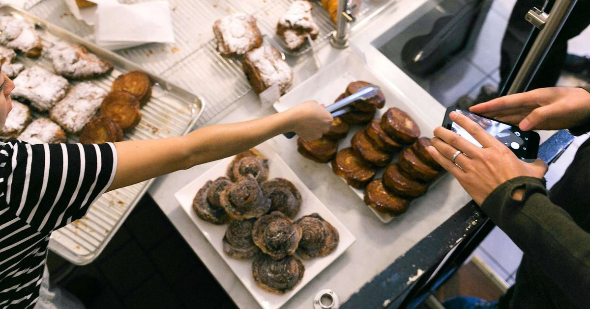 What's life like as the nation's best new bakery? via @SFC_FoodHome