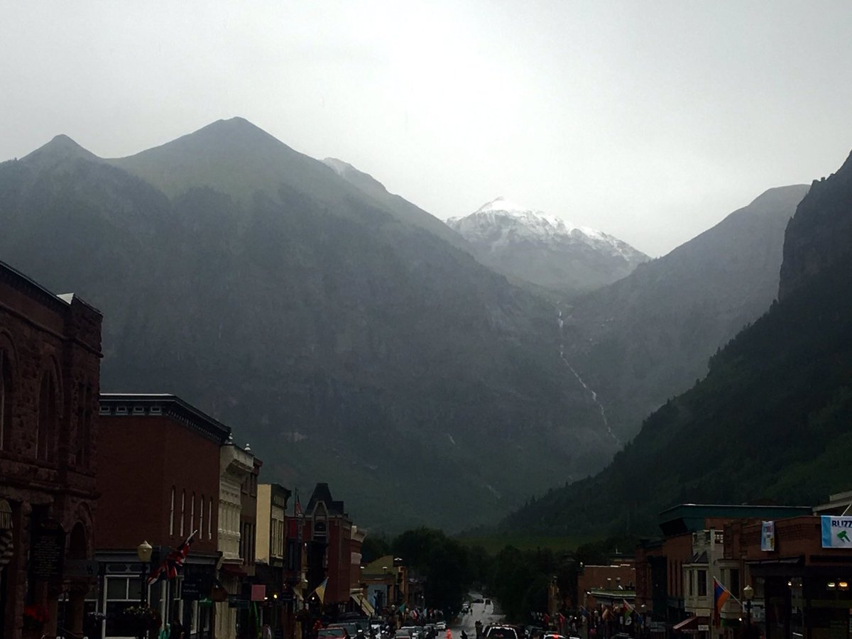 Summer Snow Possible Tonight On Peaks Near Aspen, Vail