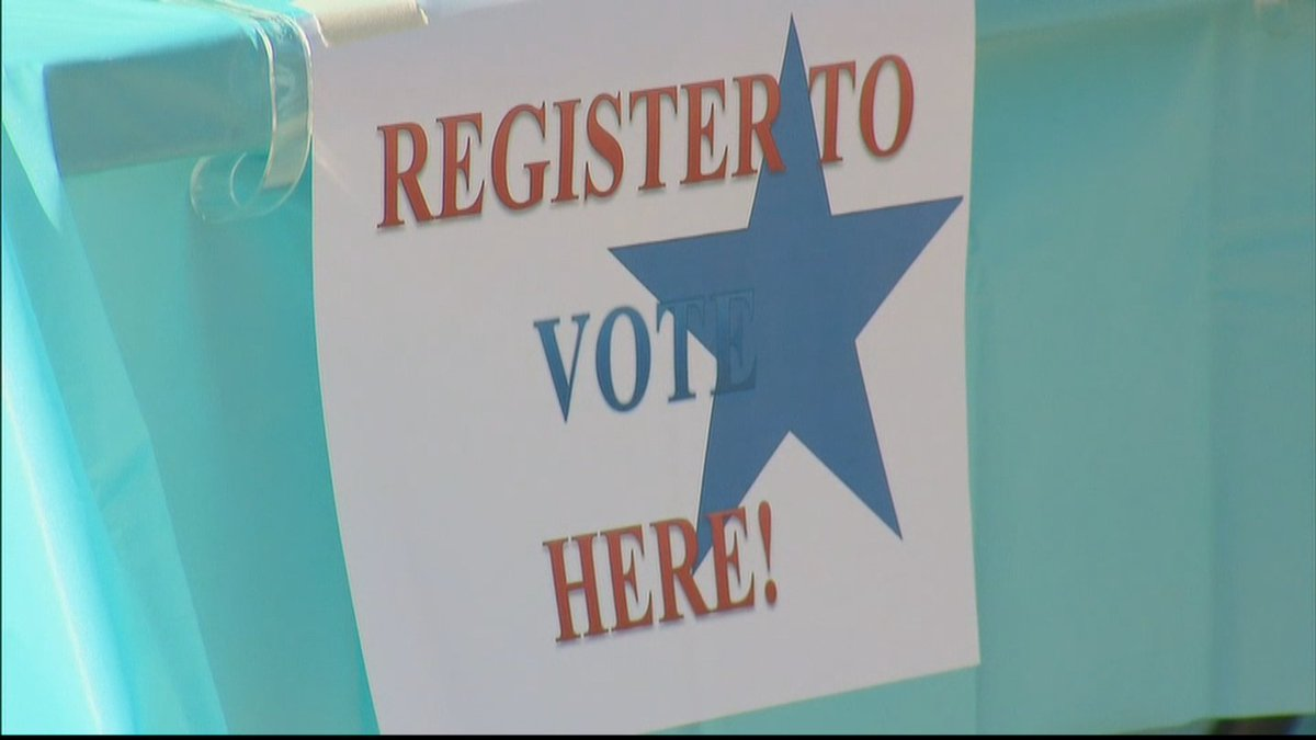 Campaign Helps The Homeless Register To Vote