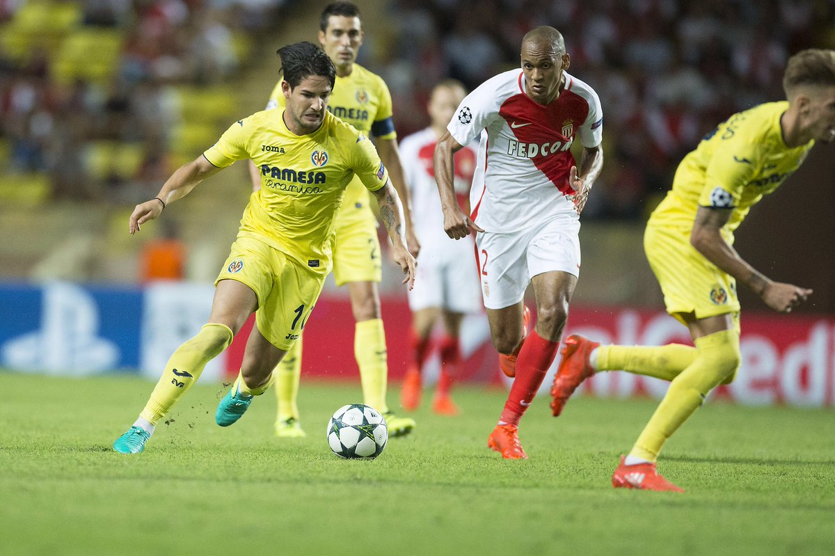 Video: Monaco vs Villarreal