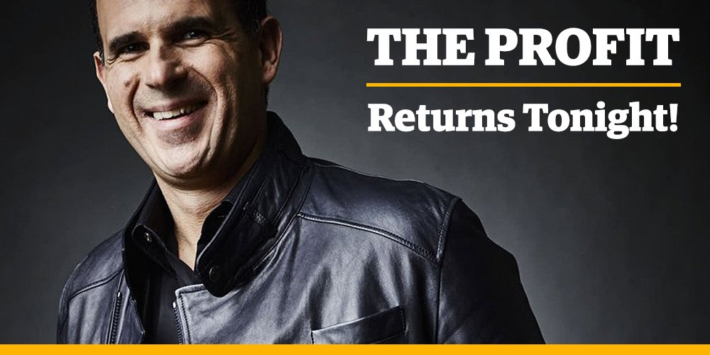 .@TheProfitCNBC returns tonight! Watch & learn as our pal @marcuslemonis works his magic w/ struggling #smallbiz. https://t.co/e98hw9DlpL