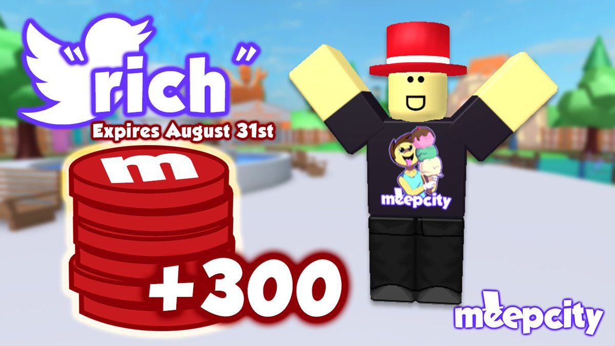 Alexnewtron On Twitter Here S The Fourth Meepcity Code Of The