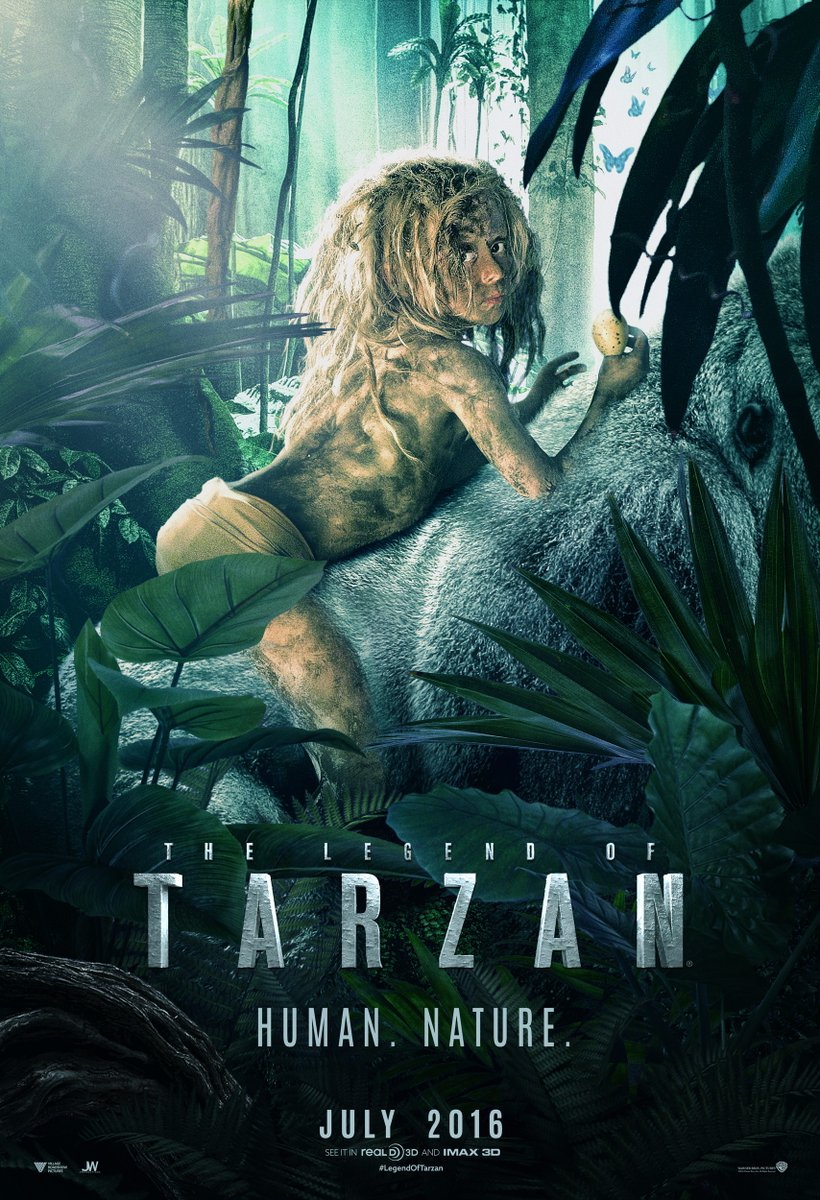 Legend Of Tarzan 2019