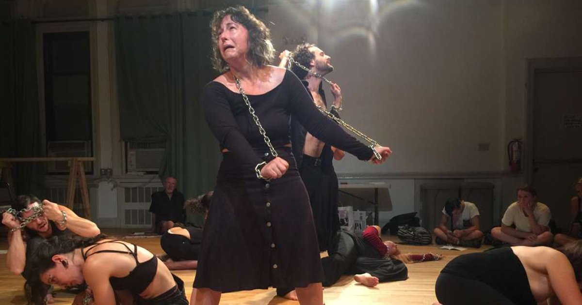 Living Theatre in SF for 1st time in decades