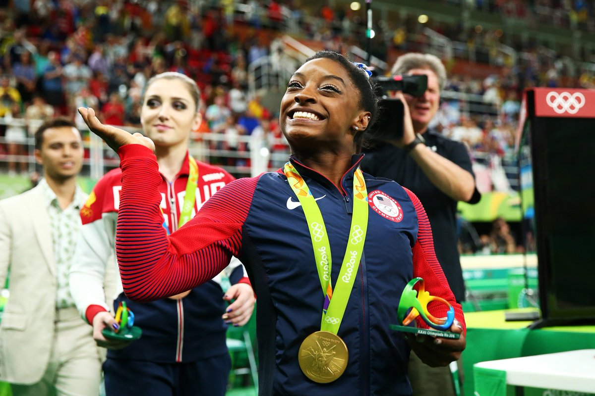 Simone Biles to return to Spring with a welcome home parade kprc2