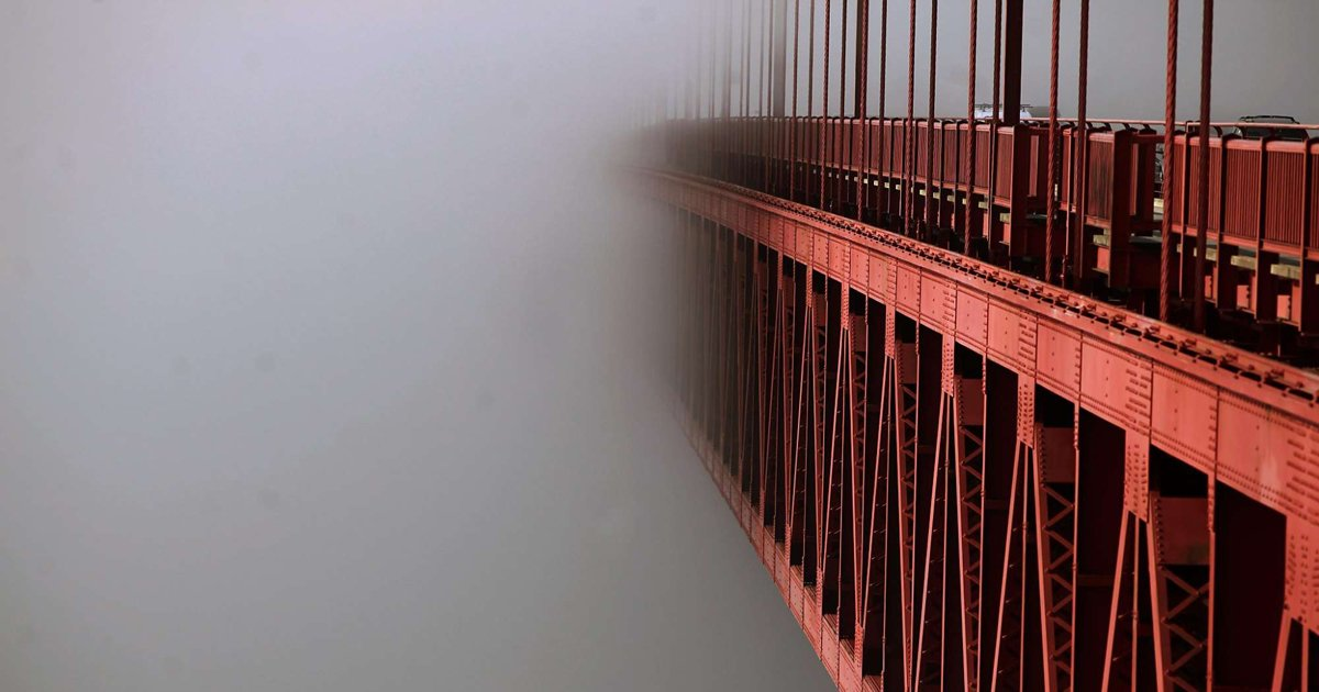 Open Forum: Why we remember SanFrancisco: its mystical, memorable fog.