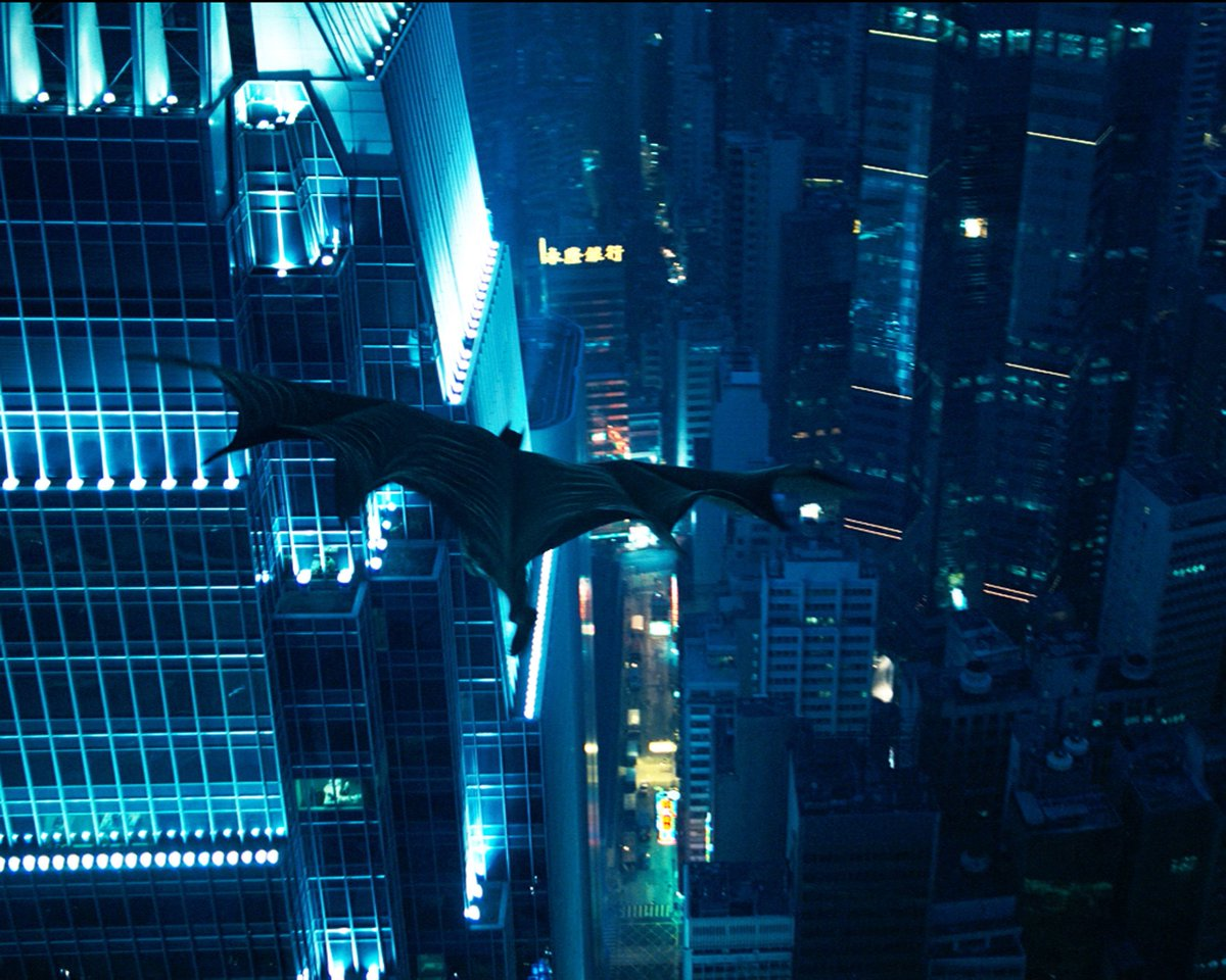 TheDarkKnight chosen favorite Chicago movie in Millennium Park Film Series vote.