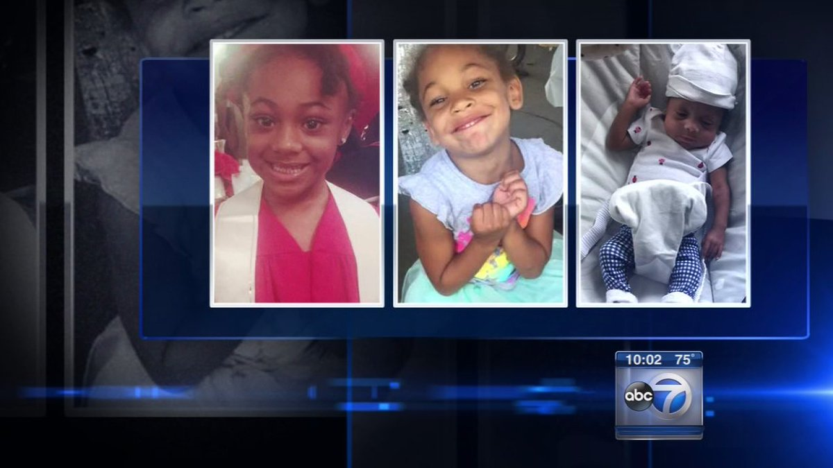 Mother of 3 young sisters who died in South Side apartment fire speaks for first time