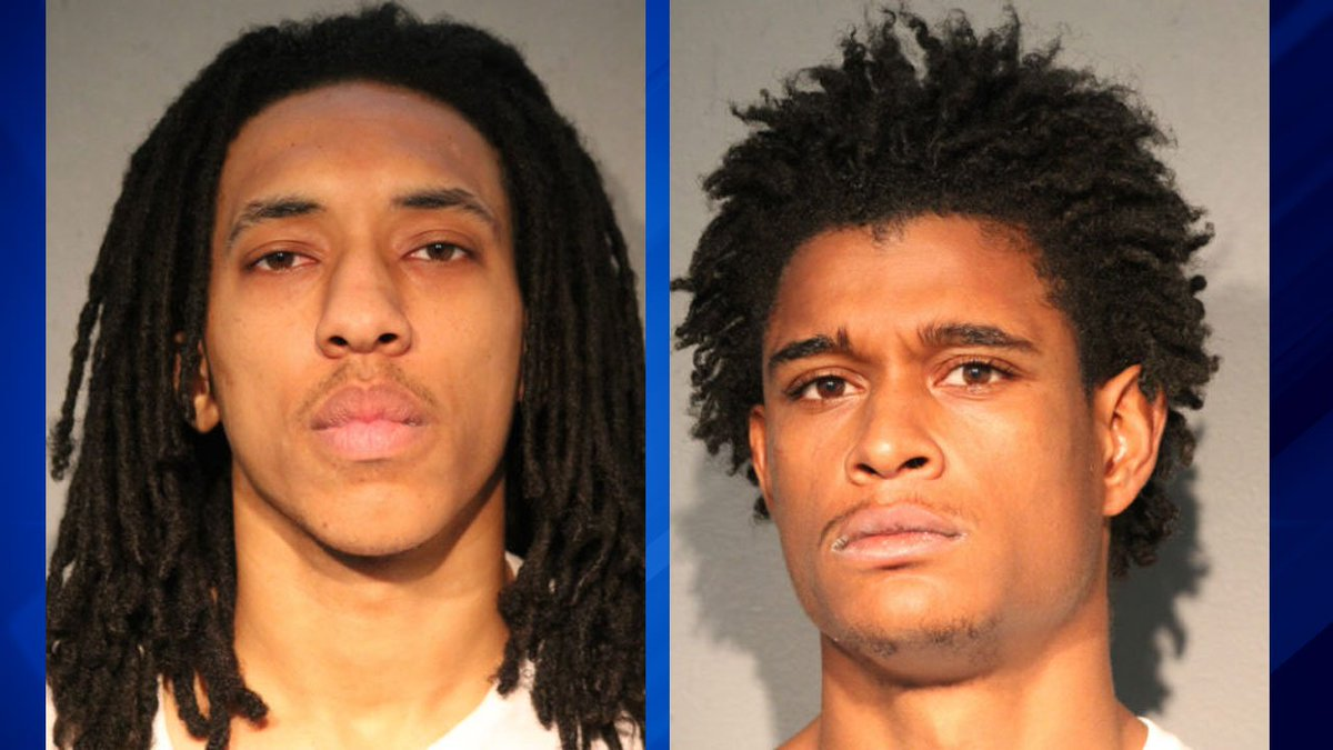 2 men charged in theft of designer purses from Nordstrom