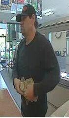 Know him? He robbed the @usbank on Mt. Diablo Blvd, per @LafayettePD