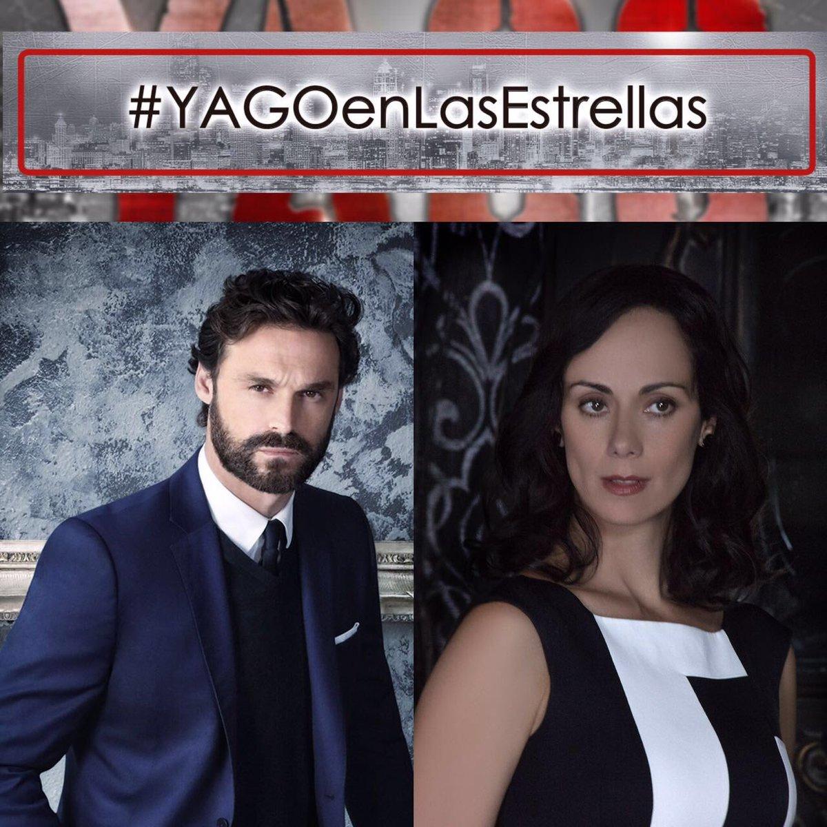 ¡Banda! ¿Listos? Conversemos con el hashtag #YAGOenLasEstrellas 10:30pm @Canal_Estrellas RT ¡Hagamos trending topic! https://t.co/w8bUaa9ugs