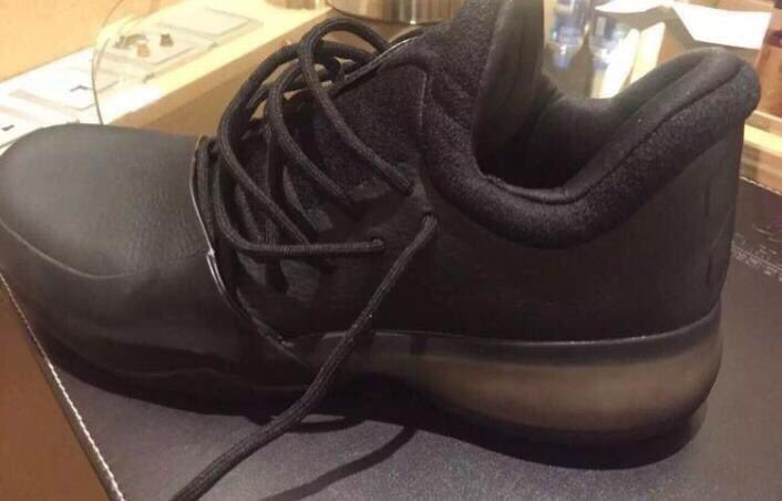 James Harden with the MAILMAN 7s