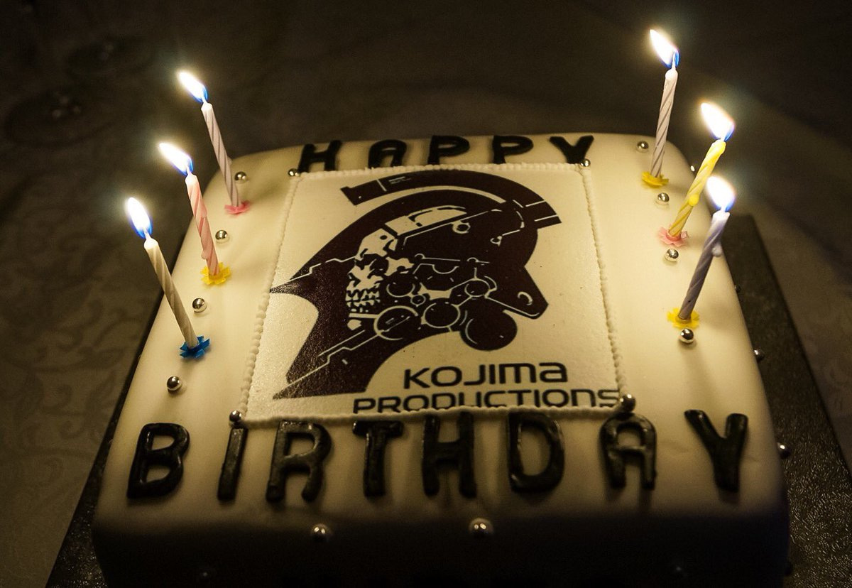 Hideokojima On Twitter Became 53 Years Old On Aug 24th Its My