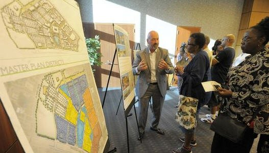 Southfield previews ideas for Northland site