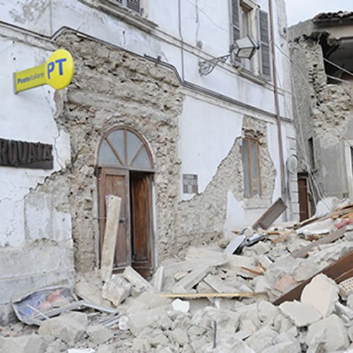 At least 11 people were reported dead in 2 towns in Italy after a 6.1 quake hit the region.