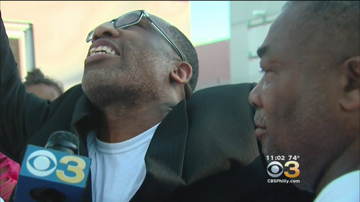 Jury Finds Philly Man Not Guilty In Rape-Murder Retrial. He Returns Home Tonight