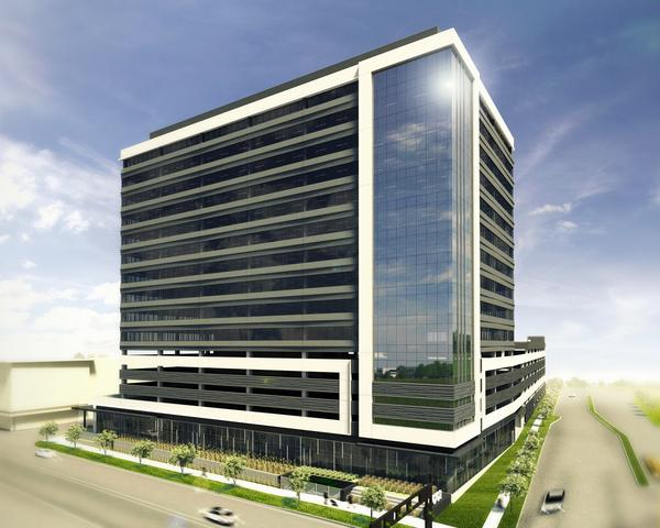 First lease signed at One Belleview Station, the huge office tower being built in DTC.