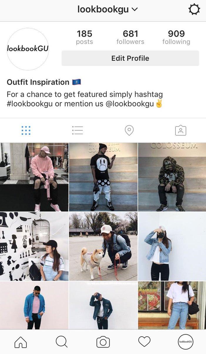 Go follow lookbookGU on IG,where I feature Guam's stylish individuals! pic.twitter.com/zsqKLJ5aqu