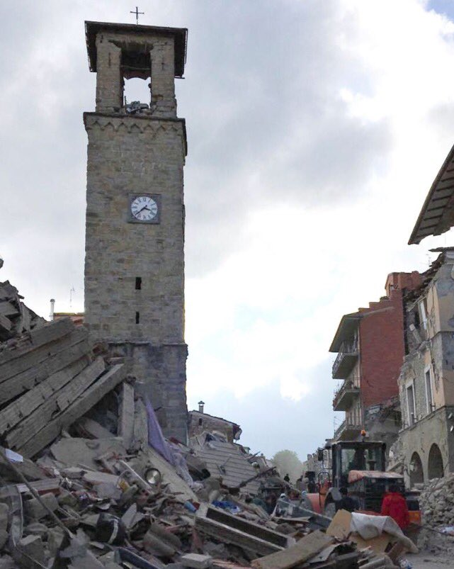 10 Kitchen And Home Decor Items Every 20 Something Needs: Before & After #ItalyEarthquake: #Google Street-view Shows