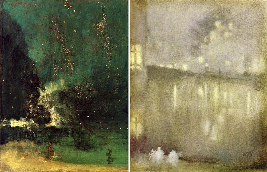 """灯 sur Twitter : """"7.19世紀アメリカの画家ジェームズ・マクニール ..."""