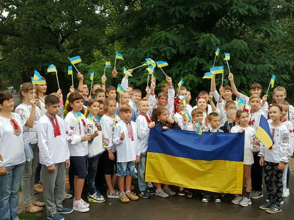 Thumbnail for Congratulations from all around the world on the Independence Day of Ukraine