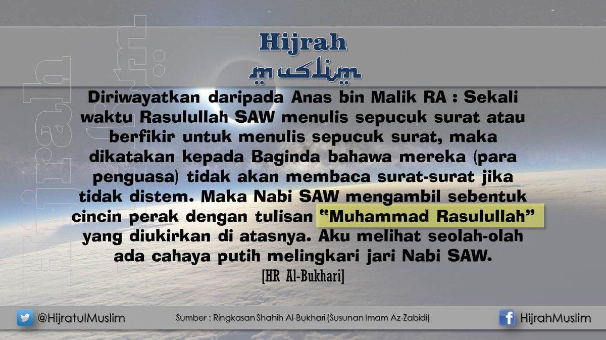 Hijrah Muslim on Twitter: