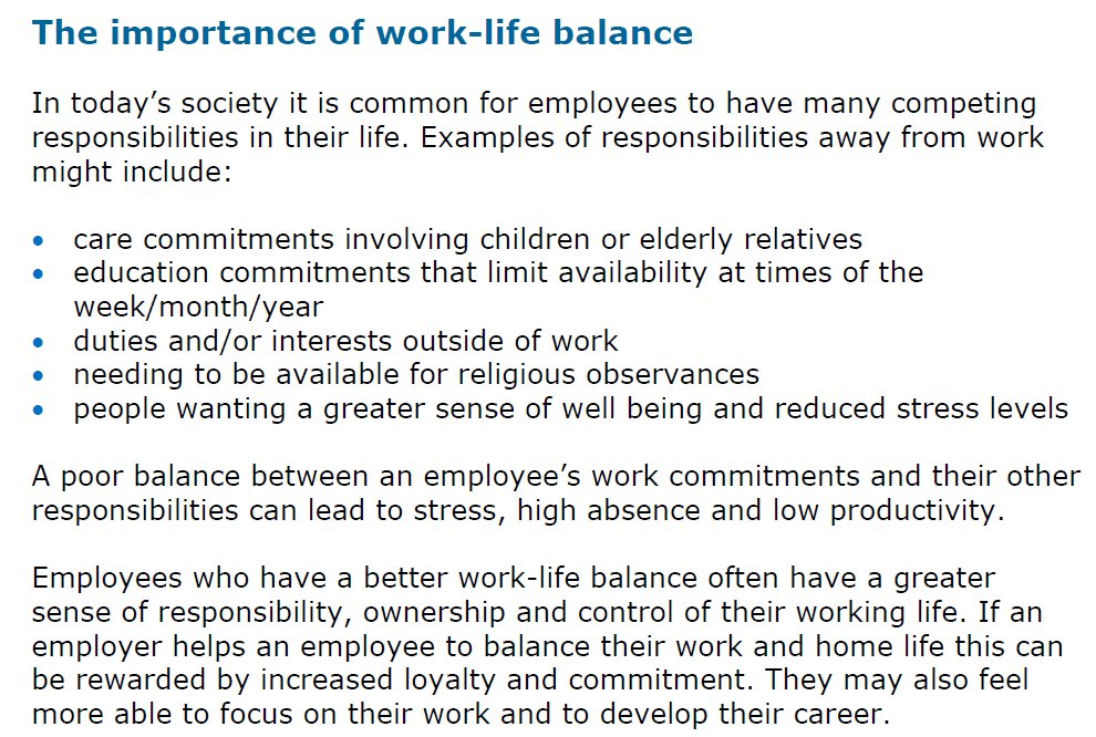 importance of work life balance ppt
