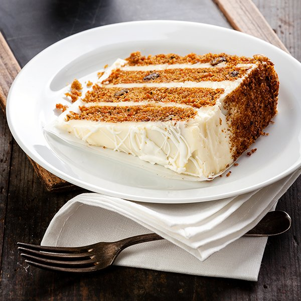 Aga Carrot Cake Recipe
