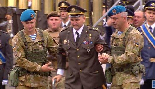 """Порошенко - украинским воинам: """"Если бы не ваш героизм, не ваше мужество, неизвестно, была ли бы Украина"""" - Цензор.НЕТ 6523"""