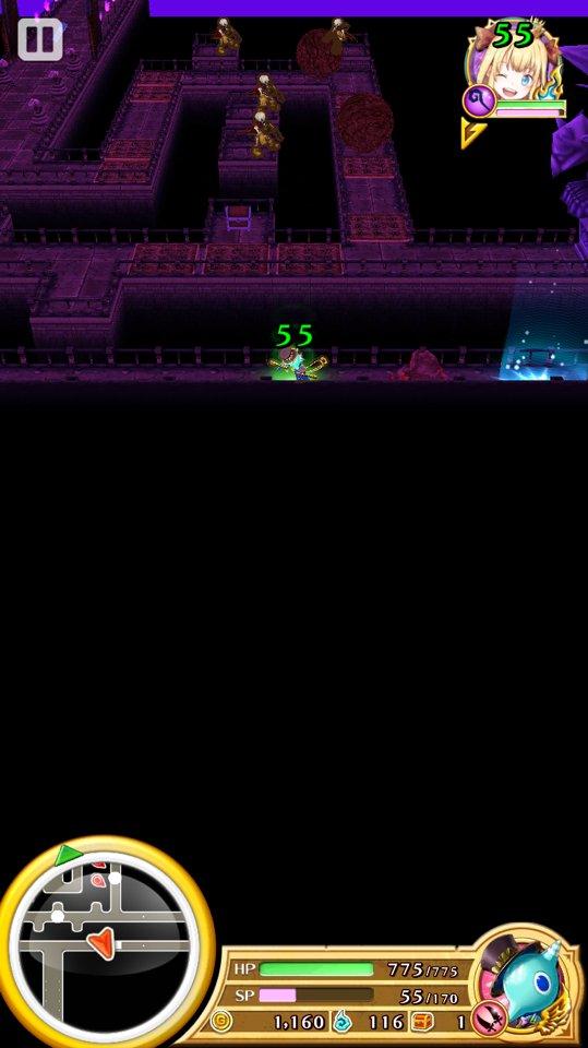 【白猫】アストラ島ナイトメアシクレ7-2「<闇>の寝所」のトラップ地獄はショートカット可能!あのキャラを連れて行こう!(動画あり)【プロジェクト】