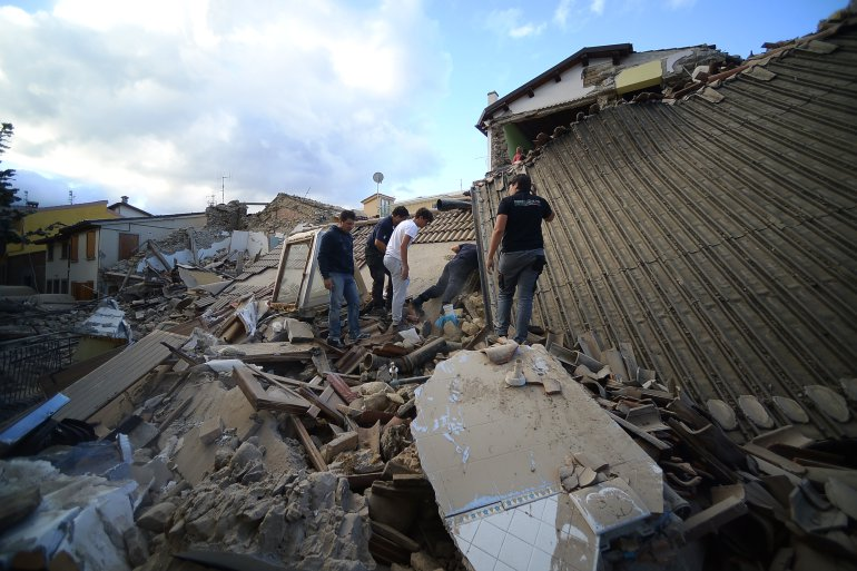 Death toll from earthquake in Italy rises to 37 FOX59Morning