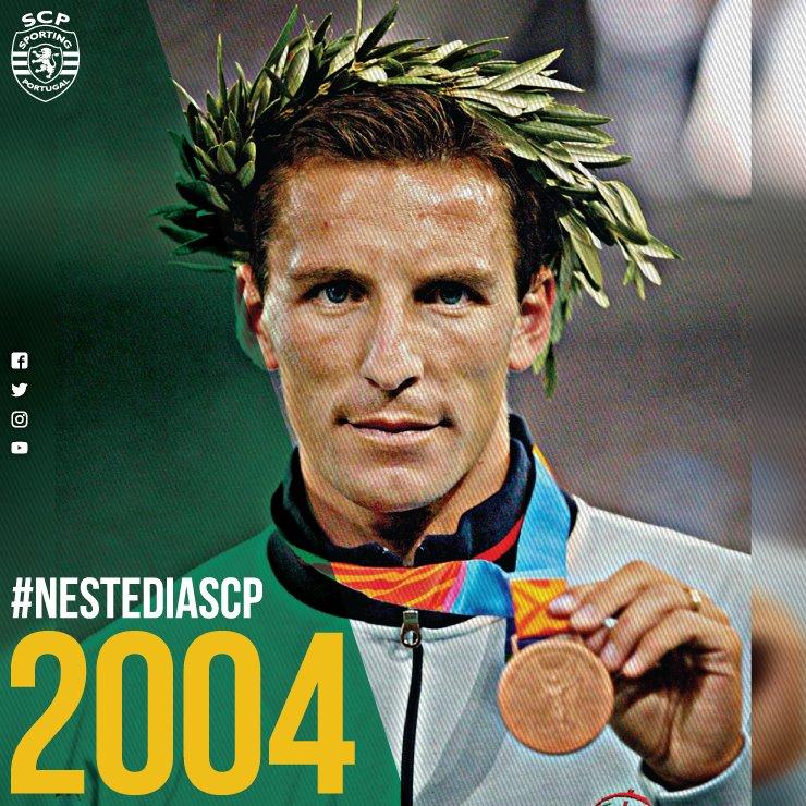24 de Agosto 2004: Rui Silva vence a medalha de bronze dos 1.500 m nos Jogos Olímpicos de Atenas #NesteDiaSCPpic.twitter.com/65RUQBiwtb