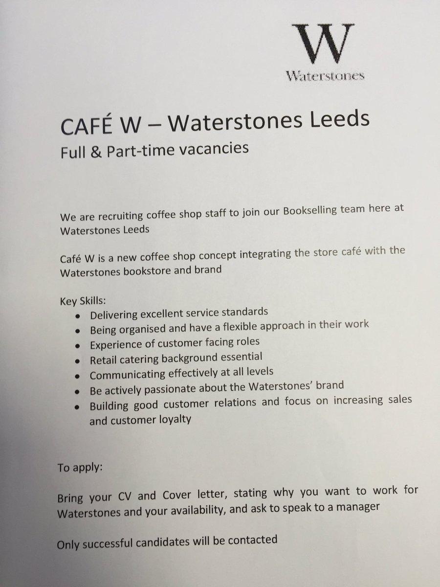 Waterstones Leeds on Twitter: \