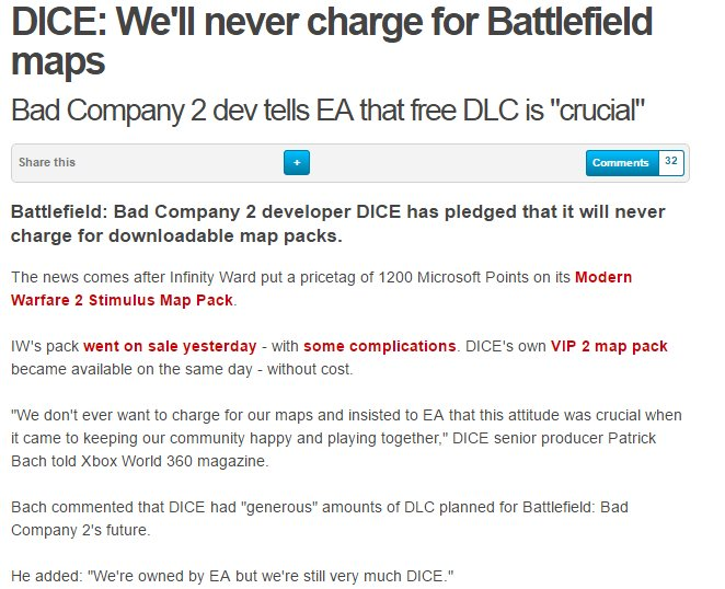 ryan brown on twitter battlefield 1 a full price game will