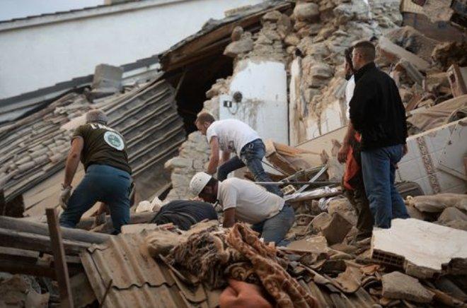 Terremoto Centro Italia, subito 50mila Euro dal Club Alpino Italiano per le popolazioni colpite di Lazio e Marche