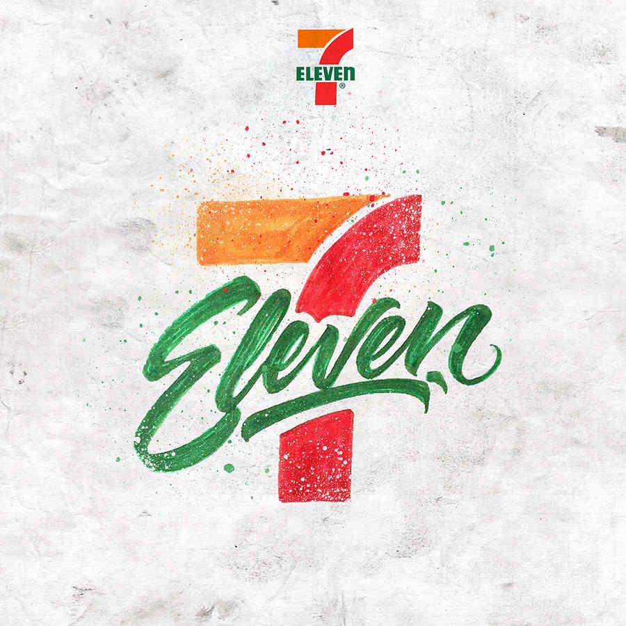 Asíse verían algunos logotipos conocidos si estuvieran hechos con caligrafía: https://t.co/BLdVLczL58 https://t.co/Ti5TG45TOd